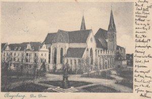 AUGSBURG , Germany , 1903 ; Der Dom
