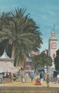 ALGER , Les Palmiers de la Regence et le Minart , 00-10s