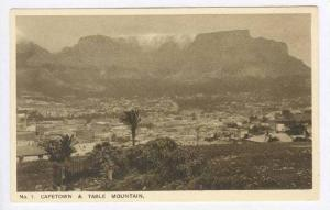 Capetown & Table Mountain, South Africa, 00-10s