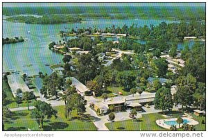 Florida Crystal River Crystal Lodge Motel With Swimming Pool