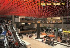 Netherlands Hoog Catharijne Grootste Overdekte Winkelcentrum van Nederland