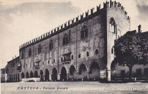 Italy Montova Palazzo ducale