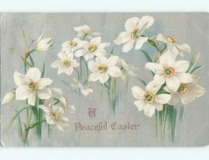 Divided-Back EASTER SCENE Great Postcard AA1328