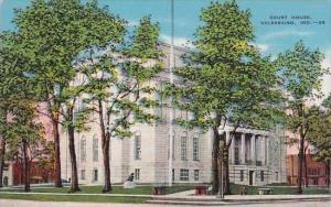 Indiana Valparaiso Court House