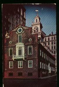 Old State House Boston MA - Used 155 - Corner & Edge Wear