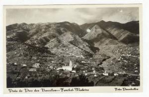 RP: Madeira, Portugal, 1910-20s   Vista do Pico dos Barcellos - Funchal