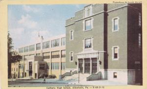 Catholic High School, Allentown, Pennsylvania,40-60s
