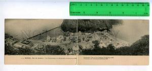 227182 BRAZIL BRESIL Rio de JENEIRO exhibition 1908 y folding