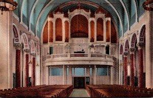 Washington Seattle St James Cathedral Inerior