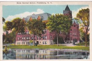 New York Plattsburg State Normal School 1926