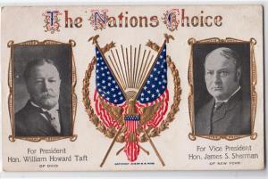 Patriotic - Our Choice - Taft & Sherman