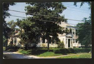 Yarmouth Port, Massachusetts/Mass/MA Postcard,  Village Inn, Route 6A, Cape Cod
