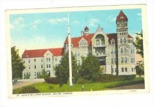 St John´s Military School, Salina, Kansas, 00-10s