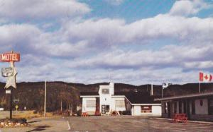 Motel Chantal Enr., Route 138, Godbout, Quebec, Canada, 1940-1960s