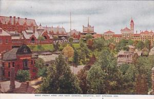 Arkansas Hot Springs West Front Army & Navy General Hospital