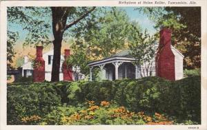 Birthplace Of Helen Keller Tuscumbia Alabama 1944