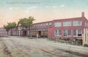 CLAREMONT , New Hampshire, 1900-10s ; Sullivan Machinery Co
