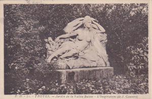 France Troyes Jardin de la Vallee Suisse L'Inspration