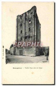 Old Postcard Beaugency Veielle called Tour de Cesar