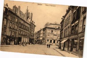 CPA  Sedan - Place d'Harcourt (224605)