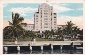 MIAMI BEACH , Florida, 1910-30s ; Flamingo Hotel