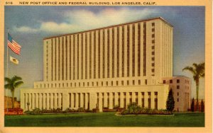 CA - Los Angeles. New Post Office & Federal Building
