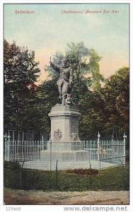 Rotterdam / (Delftshaven) Monument Piet Hein , 00-10s