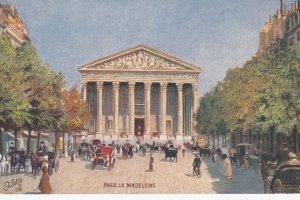 PARIS, France, 1900-10s ; La Madeleine ; TUCK 951 P No 43