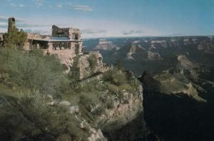 GRAND CANYON , arizona , 50-70s ; Fred Harvey A50
