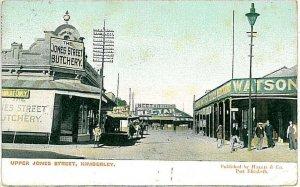 VINTAGE POSTCARD: SOUTH AFRICA - Kimberley 1922