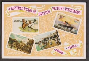 Centenary Of British Postcards - Unused 1994