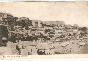 Isle of Wight. Ventnor   Tuck  Town and City Ser. PC # 2103