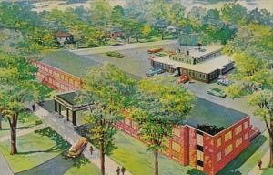 New York Watertown Carriage House Motor Inn 1964
