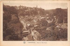 Br35707 Luxembourg Grand et Ville Haute luxembourg