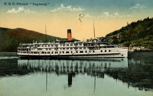 Richelieu & Ontario (R&O) Steamer Saguenay