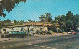California San Diego Ramona's Marriage Place 1965