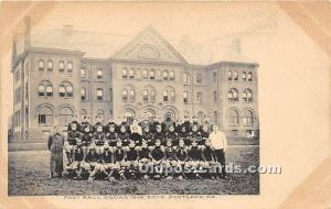 Old Vintage Football Postcard Post Card Football Squad 1906 SOIS Scotland, Pe...