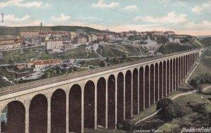 HUDDERSFIELD, Yorkshire, England, 1900-1910's; Lockwood Viaduct