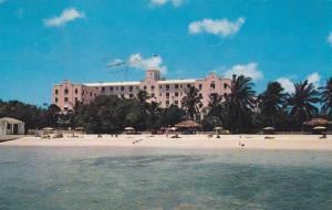 Fort Montagu Hotel, and beautiful beach, PU-1961