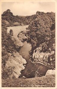 Dulsie Bridge River Findhorn Pont Bruecke