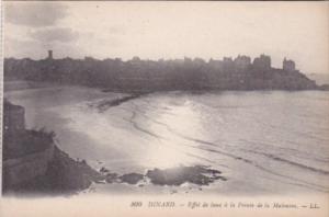 France Dinard Effet de lune a la Pointe de la Malouine