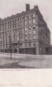 KANSAS CITY, Missouri, 1900-1910's; Midland Hotel