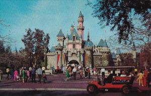 Sleeping Beauty Castle Fantasyland Disneyland