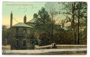 Government House, Halifax, Nova Scotia, Canada, 1900-1910s