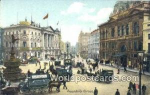 United Kingdom, UK, England, Great Britain Piccadilly Circus  Piccadilly Circus