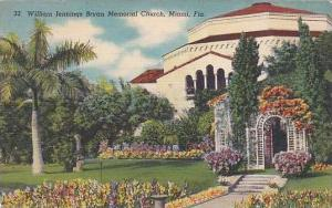Florida Miami The William Jennings Bryan Memorial Church
