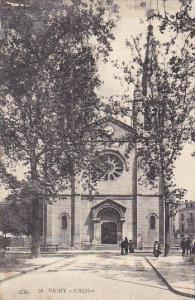 France Vichy L'Eglise