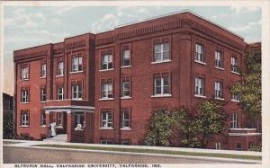 Altruria Hall Valparaiso University Valpariso Indiana