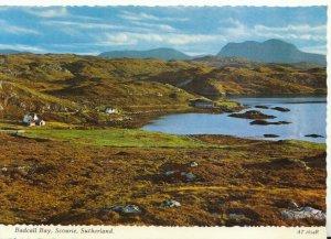 Scotland Postcard - Badcall Bay - Scourie - Sutherland - Ref TZ645