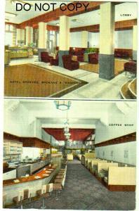 Hotel Spokane, Spokane, Wash